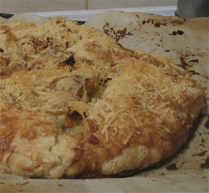 Pie Crust with Rendered Bacon Fat (aka Bacon Grease Pie Crust) (aka The Best Pie Crust Ever)