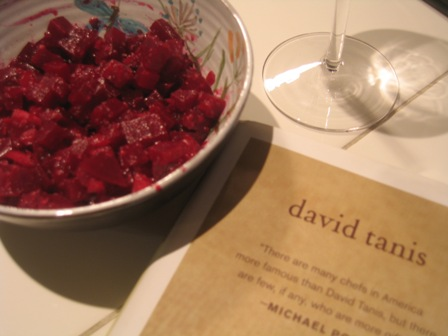 David Tanis' Beets