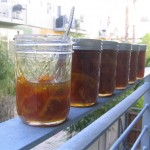Five Spice Orange Preserves