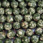 Faela's Irresistible Spinach Balls