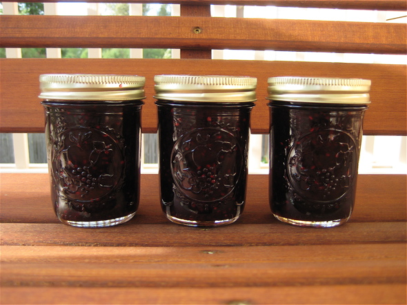 Homemade Blackberry Jam
